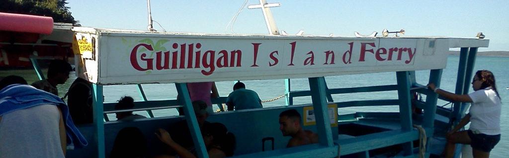 gilligan's island ferry