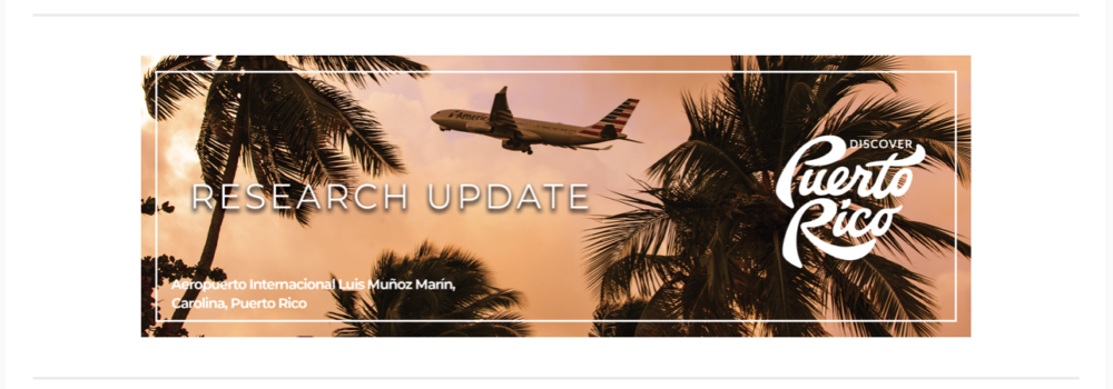Discover Puerto Rico Update